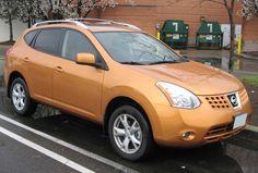 Nissan Rogue-2008