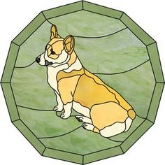 Sunny Brook Studio Stained Glass: Dog Breed Pattern Book
