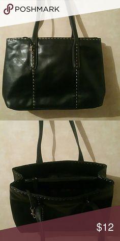 Ladies black leather purse by bijuo Very nice ladies leather purse bijuo Bags Shoulder Bags
