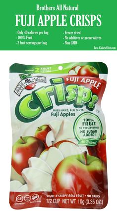 Brothers apple crisps