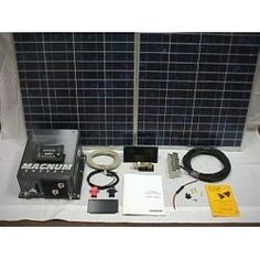 Solar power for rustic camp sites and camp anywhere, Noels Packaged RV solar system allow use of most RV appliances up 2000 watts,system is expandable
