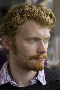 Red Headed Men: Red Hair, Red Beards..