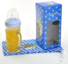 Masskrug Babyflasche für die kleinsten Wiesn-Besucher | Der Münchner Biergarten Blog