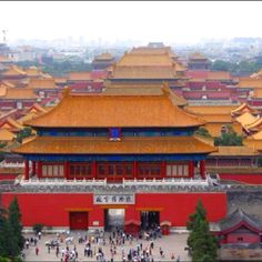 Forbidden City - of all the places I travelled to, I am still in awe that I made it to China.