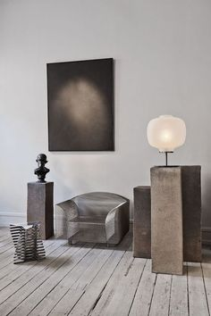 Pedestals and new resolutions for the home