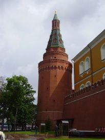 Угловая Арсенальная башня Кремля