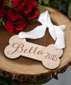 Look what I found on #zulily! Personalized Dog Ornament #zulilyfinds