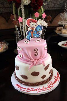 Birthday Cake Ronique