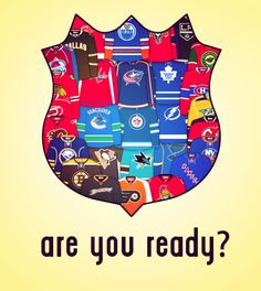 Are you ready? #hockey #nhl