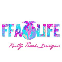 Check out this item in my Etsy shop https://www.etsy.com/listing/521771564/ffa-life-vinyl-decal-your-choice-of