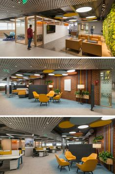 Wonderful Corporate Office Design Office Ceiling Design, Open Office Design, Office  Furniture Design, Workplace