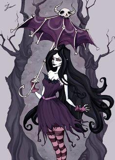 The Vampire Queen by IrenHorrors on deviantART