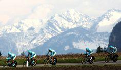 Siete pronti per la gran corsa a tappe del #Trentino ? Giro del Trentino - 22/25 aprile 2014.
