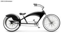 Lowrider bike by ~Klifordinator on deviantART