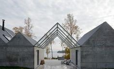 Summerhouse Lagnö | Tham & Videgård Arkitekter | Stockholm architpelago, Sweden