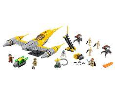 JACK: Naboo Starfighter™ | LEGO Shop