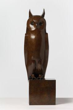 DAVIAU Daniel (born in 1962) | Owl