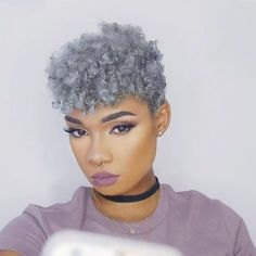 55 Hottest Short Hairstyles for Black Women -- Find the Look
