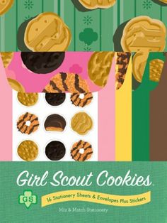 Girl Scout Cookies® Mix & Match Stationery