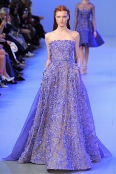 Elie Saab couture SS 2014
