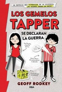Los gemelos tapper se declaran la guerra / Tapper Twins Go to War Me On A Map, New Books, Twins, War, Games, Reading, Editorial, Text Messages, Empire