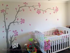 Hey, I found this really awesome Etsy listing at https://www.etsy.com/listing/185278583/tree-wall-decal-wall-sticker-baby