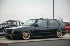 Jetta A2, Volkswagen Golf Mk2, Golf 1, First Car, Car Audio, Slammed, Custom Cars, Cars And Motorcycles, Luxury Cars