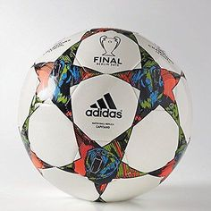 Other Soccer Clothing and Accs 159179: Adidas E Berlin Capitano Soccer Ball White Solar Blue Flash Green Size 4 -> BUY IT NOW ONLY: $88 on eBay!