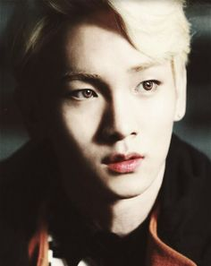 #key #shinee #blonde #handsome #jhfjhguvd