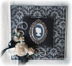 Cameo Card - Scrapbook.com