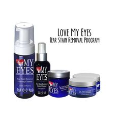 Love My Eyes Stain Remover Complete Kit | Mighty Mite Dog GearMighty Mite Dog Gear