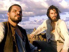 The Count of Monte Cristo ~ Edmond Dantes & Jacopo (Jim Caviezel & Luis Guzman)
