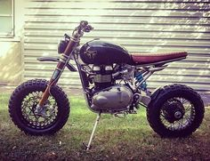 Still one of our faves: @officialtriumph #Scrambler #TFC2.