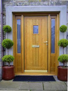 13 besten modern front doors uk bilder auf pinterest. Black Bedroom Furniture Sets. Home Design Ideas