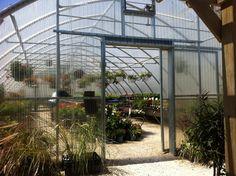 Greenhouse at  #starkbros #gardencenter