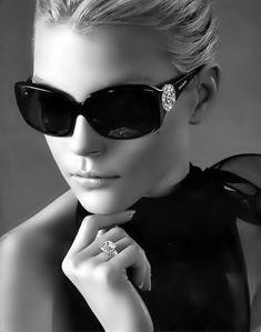 23e443ab46 Versace Eyewear Gafas De Sol, Blanco Y Negro, Moda, Gafas De Sol Ray