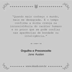 - Jane Austen