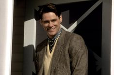 Known for being a funnyman, Canadian-born actor Jim Carrey got his start in 1990 when he landed a recurring role in the sketch comedy show In Living Color. Comedy Movies On Netflix, The Truman Show, Jim Carrey, Comedy Show, Saturday Night Live, Feature Film, Actors, Films, Gay