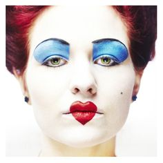Queen of hearts make up