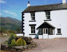 Pen Cottage, Thornthwaite & Braithwaite Holiday Cottage, Self Catering - Cumbrian Cottages