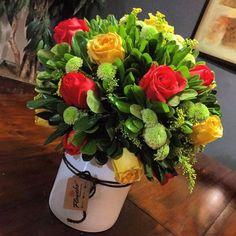Arte Floral, Table Decorations, Flowers, Ideas, Floral Bouquets, Proposals, Mothers, Baskets, February