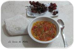 La Cocina de Adita: Sopa de tomate