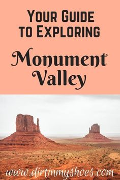There are so many things to do in Monument Valley Navajo Tribal Park, but I've narrowed it down to a short list of things you really can't miss. I've also included a bunch of helpful information to help you navigate through Monument Valley and make the most of your time. Have a great adventure!
