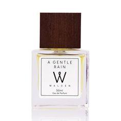 'A Gentle Rain' Natural Perfume Lavender Green, Wood Oil, Lavandula Angustifolia, Clary Sage, Beauty Shop, Clean Beauty, Essential Oils, Perfume Bottles, Salvia