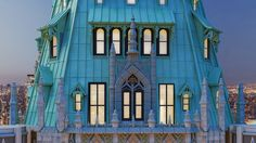 Woolworth Building Penthouse