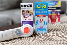 Getting sick is never fun, find out how we're surviving with these cold & flu tips. #AD