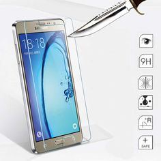 Screen Protectors for Samsung Galaxy S6 S7 Active S3 S4 S5 Mini Tempered Glass9H Premium  Clear Film Mobile Phone Accessories