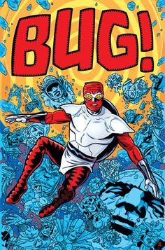 smashpages: Team Allred assembles for 'Bug!: The Adventures of...