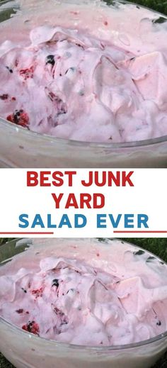 BEST JUNK YARD SALAD EVER So I'm a little late to the game, but I'm officially obsessed with the show Scandal. Are you a Scandalite? Sometimes it's a relief to make up a dessert that takes about five minutes and some time in the fridge. Best Dessert Recipes, Ww Recipes, Fruit Recipes, Fun Desserts, Holiday Recipes, Cooking Recipes, Salad Recipes, Cookie Salad, Fruit