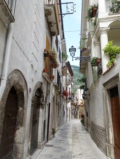 There is a reason that Pacentro, Abruzzo is named one of the most charming towns in Italy.